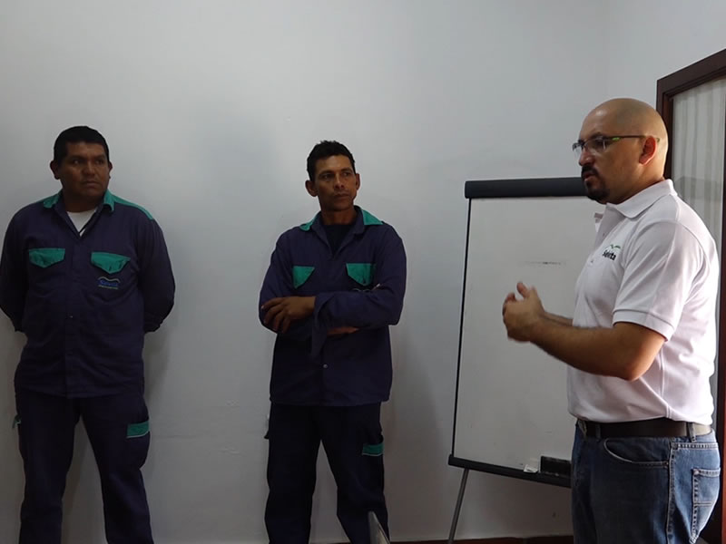 Salvita Alimentos • Social Action and training