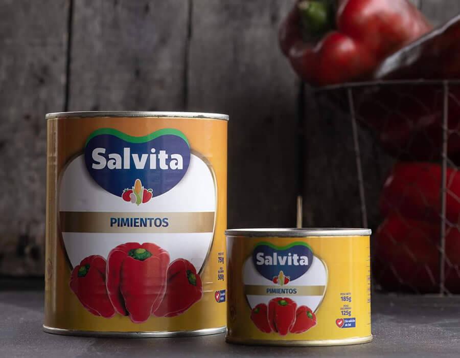 Salvita Alimentos • Agroindustria