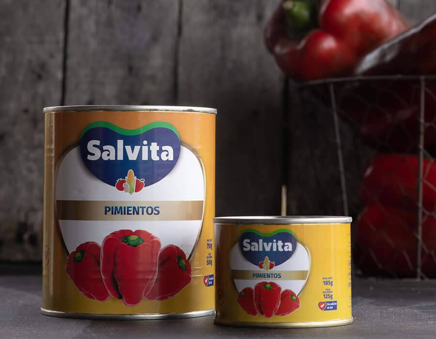 Salvita Alimentos • Agroindustrial