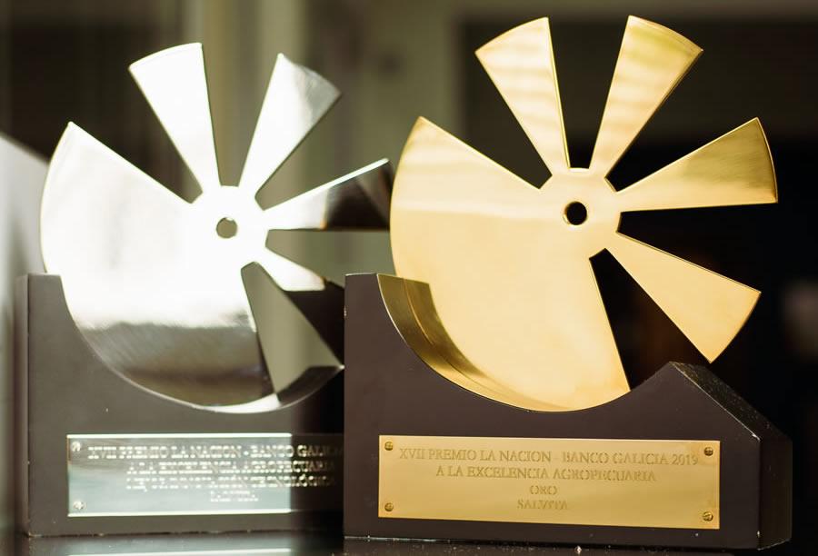 Salvita Alimentos • Premio LA NACION-Banco Galicia a la Excelencia Agropecuaria